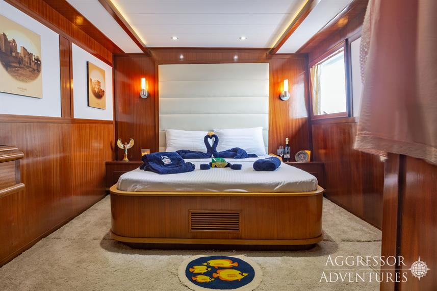 Master Cabin - Red Sea Aggressor II