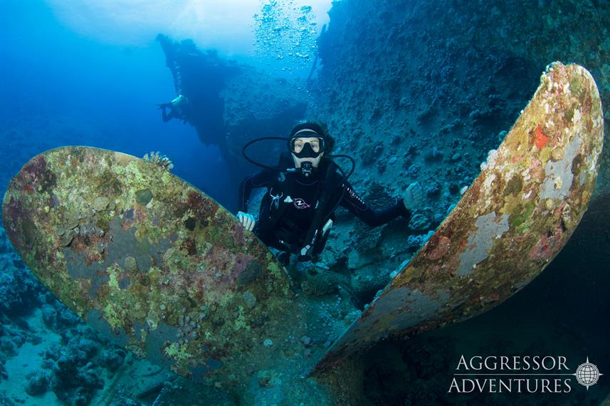 #diving - Red Sea Aggressor II