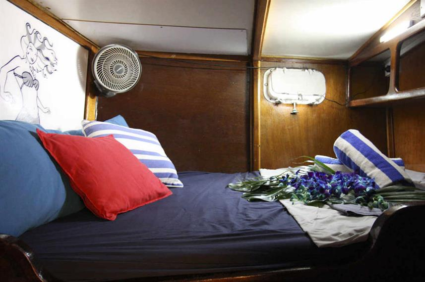 Private Cabin - Coral Sea Dreaming Australia