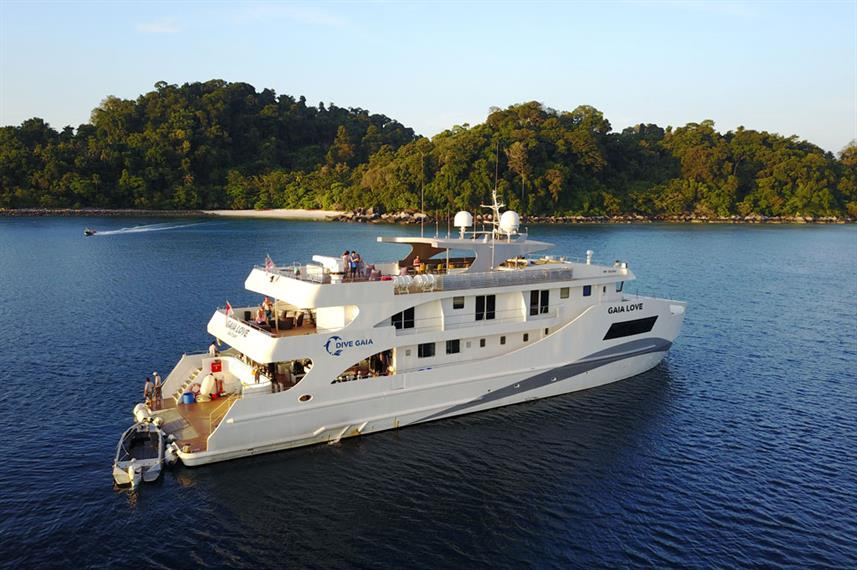 Gaia Love - Indonesia Liveaboard