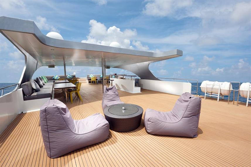 Sundeck Gaia Love - Indonesia Liveaboard