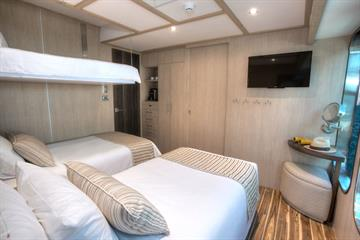 Triple Staterooms