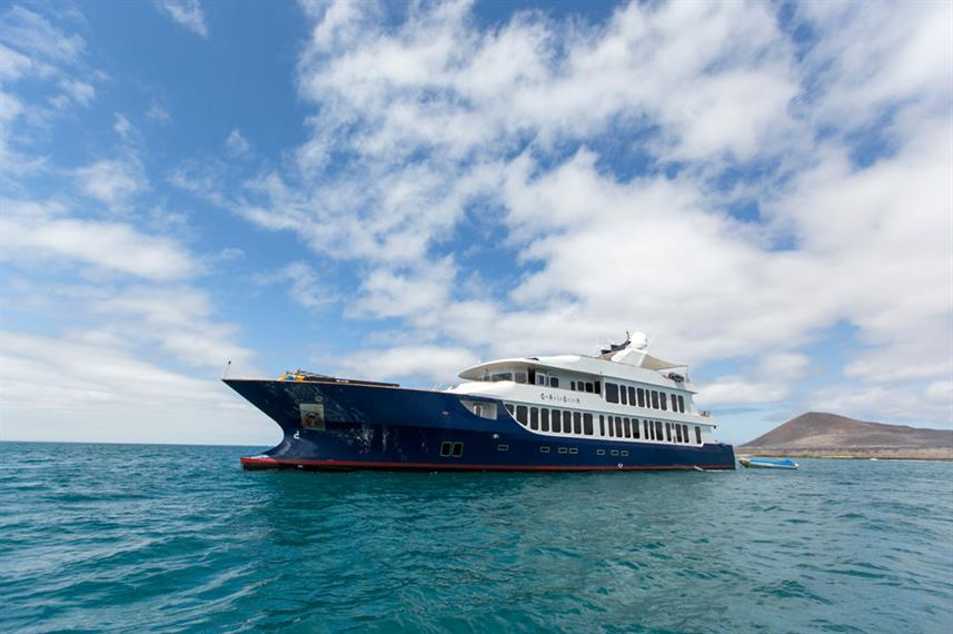 Origin cruise Galapagos