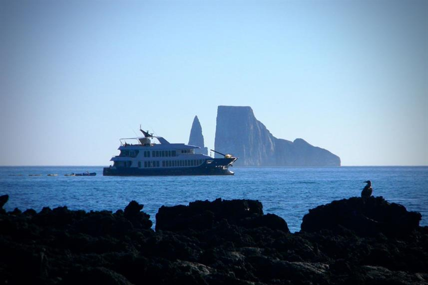 Cruising - Origin cruise Galapagos