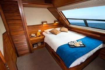 Booby deck Cabins