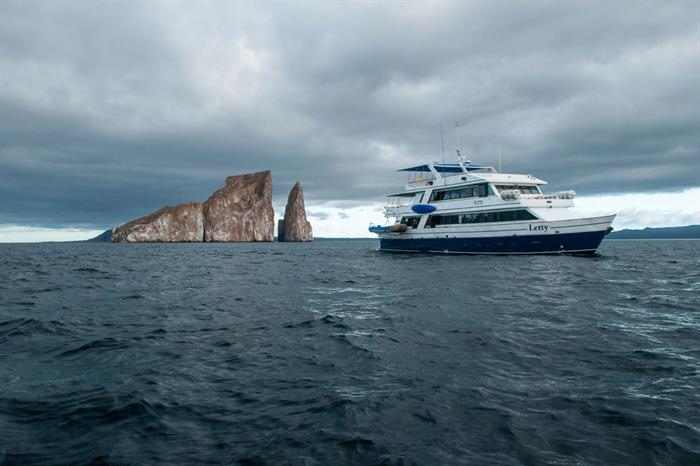 Letty cruise Galapagos
