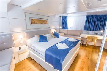 VIP Cabin - Main Deck