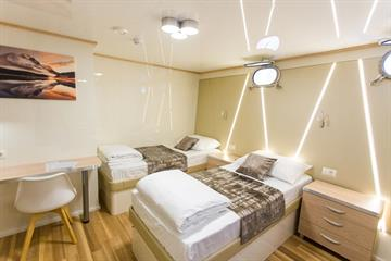 Below Deck Cabins