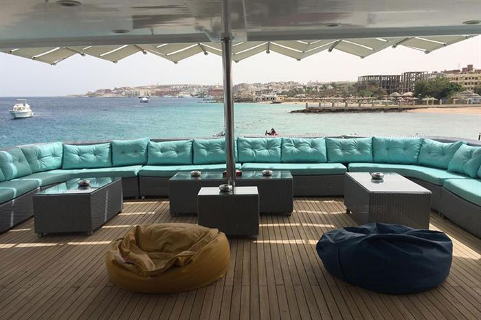 Outdoor Lounge - Aphrodite