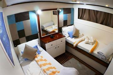 Deluxe Double/Twin Cabins