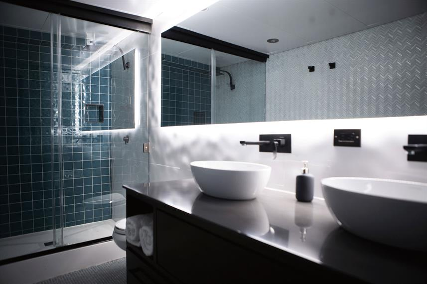 En-Suite bathrooms - Socorro Vortex