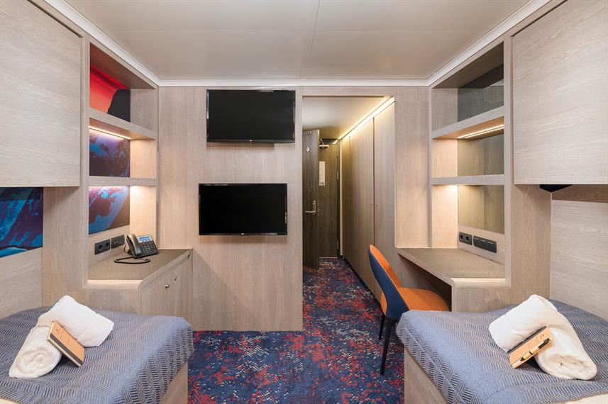 Lower Deck Cabin - Hondius
