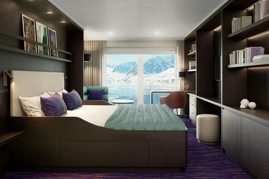 Junior Suite - Hondius Antarctica
