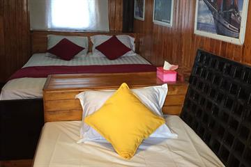 Main Deck Suite Cabin