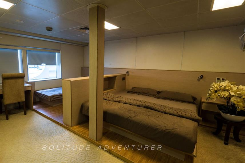 Stateroom - Solitude Adventurer