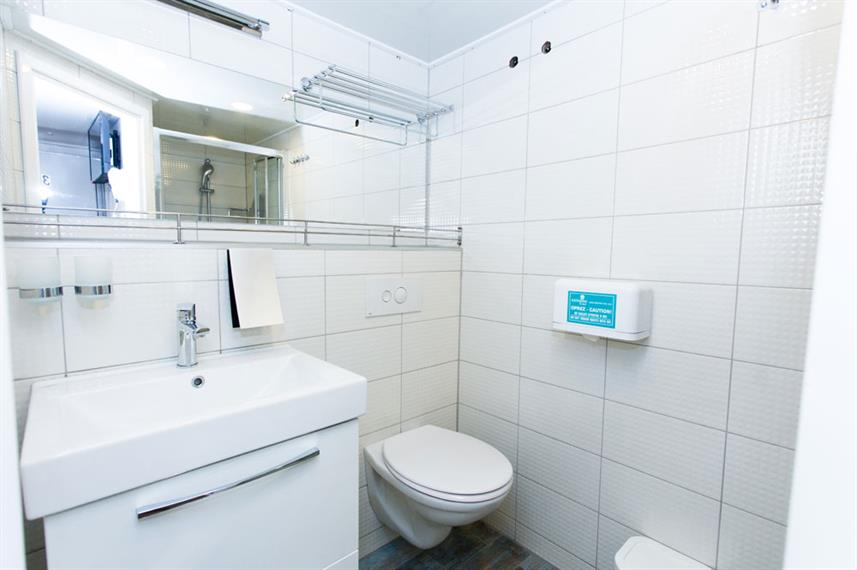 En-Suite bathrooms - Aquamarin