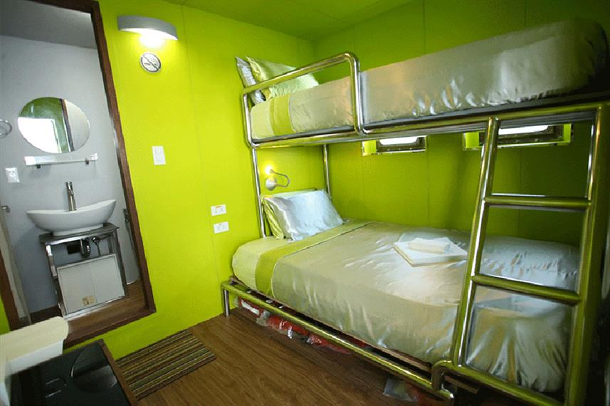 Standard Bunk Cabin - All Star Stella Maris