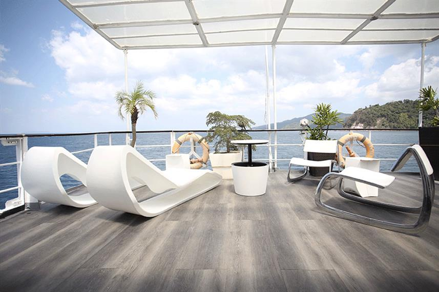Sun Deck - All Star Stella Maris