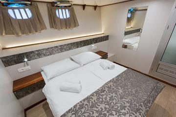 Main/Upper Deck Cabins