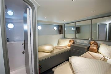 Standard Lower Deck Cabins