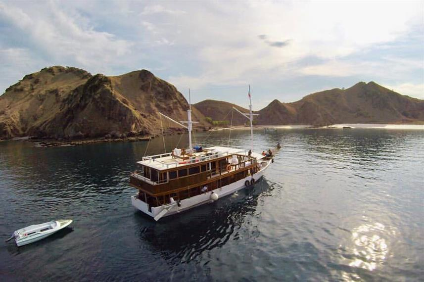 Dragon Dive Komodo