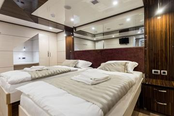 Main Deck Cabins