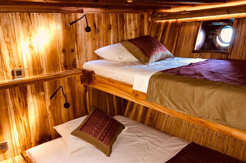 Lower Deck Cabin - Mikumba 2