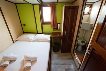 Upper/Main Deck Cabins