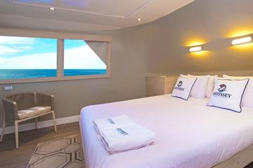 Ocean View Stateroom Double Cabins