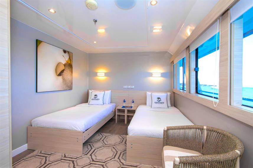 Suite - Galapagos Odyssey