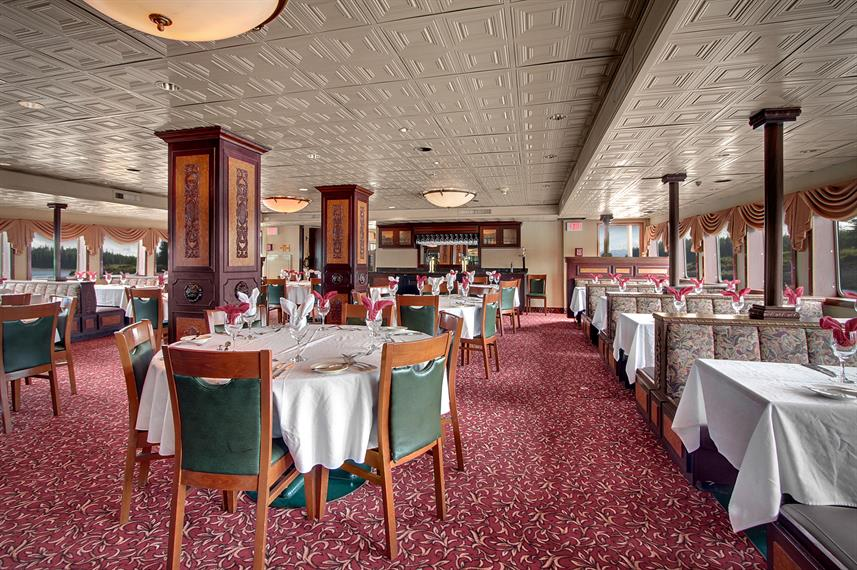 Dining Room - SS Legacy
