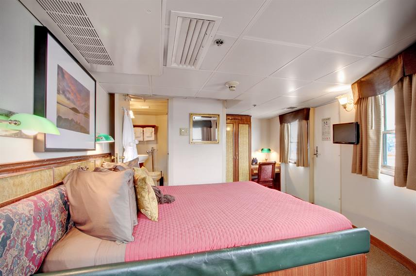 Double Cabin - SS Legacy