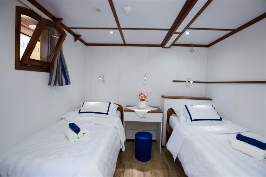 Main Deck Cabin - Splendid