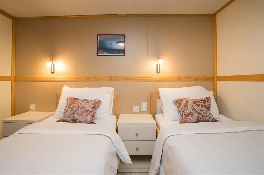 Lower Deck Cabin - Adriatic Pearl