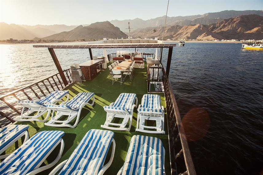 Sun Deck - Queen of Musandam