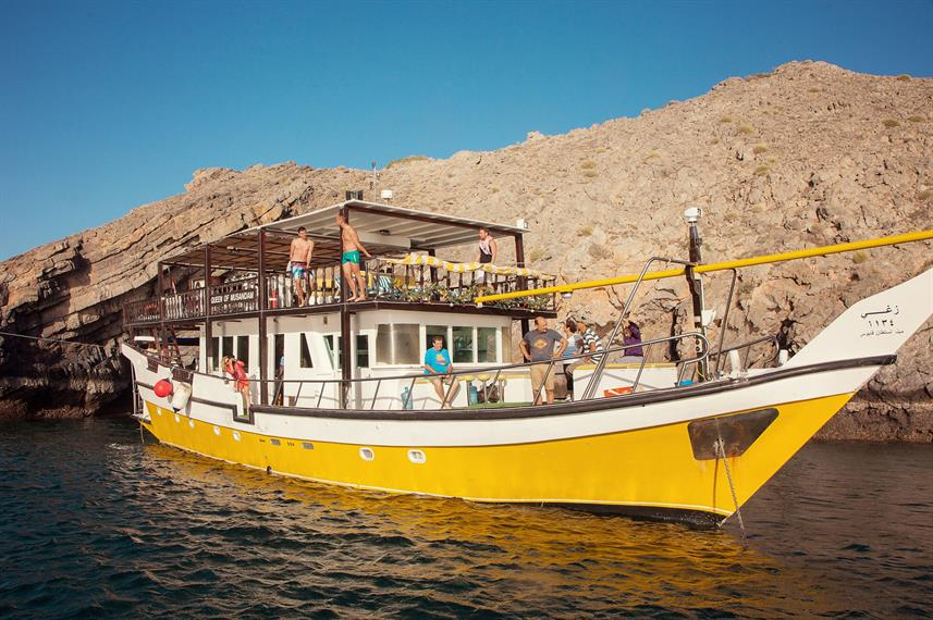 Queen of Musandam
