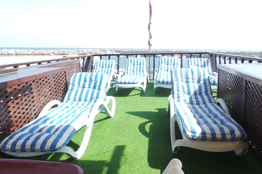 Sun Deck - Brown Dhow