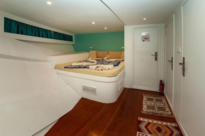 Lower Deck Cabin - Nemo