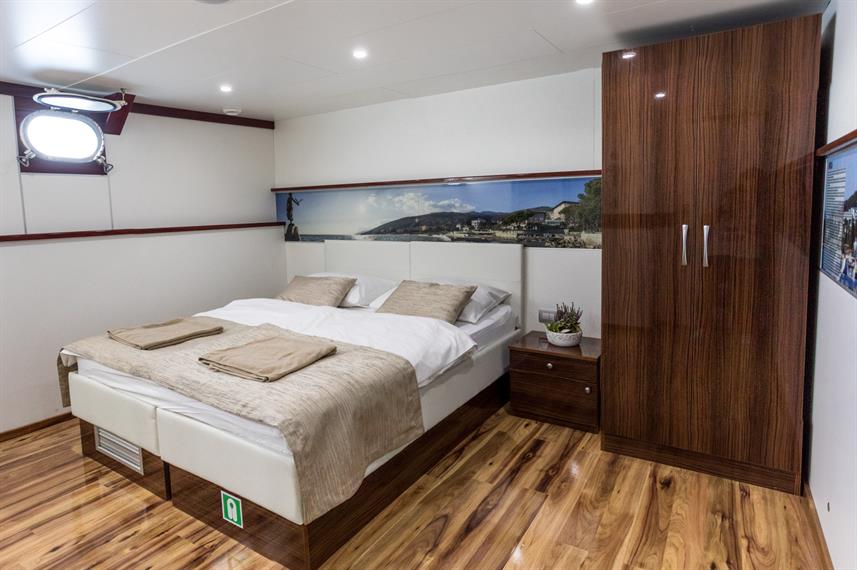 Lower Deck Cabin - Stella Maris