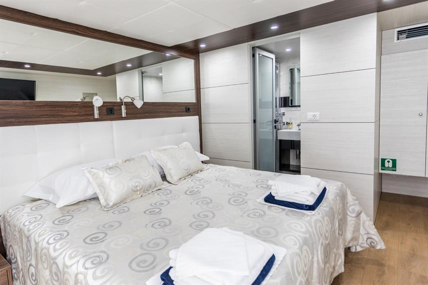 #bridgedeckcabin - Adriatic Queen