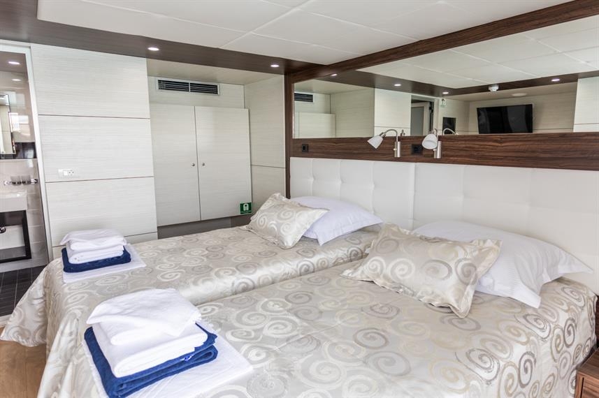 Main Deck Cabin - Adriatic Queen