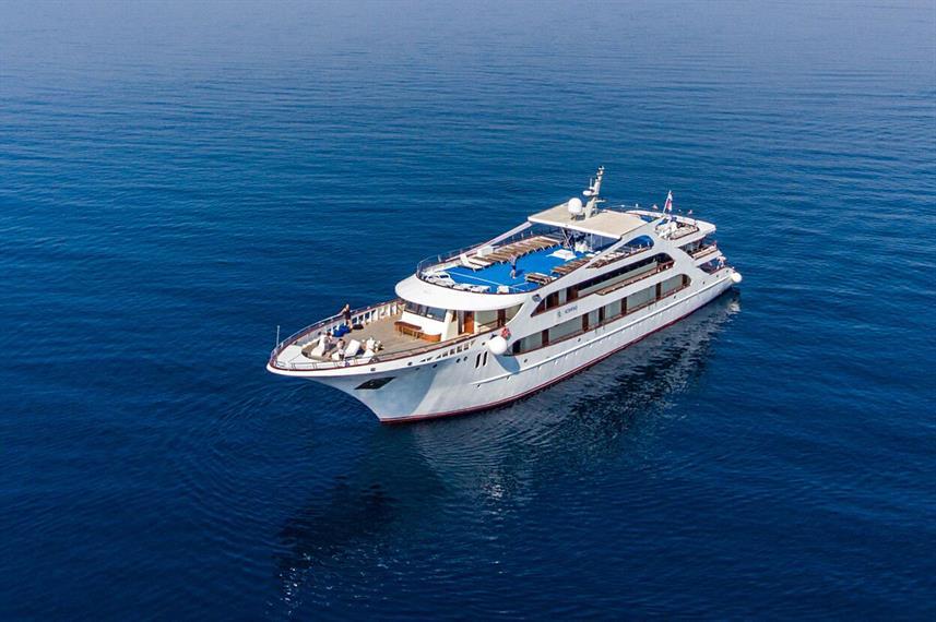 Prestige Cruise Ship Croatia Liveaboard Com