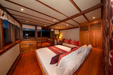 Main Deck Master Cabins