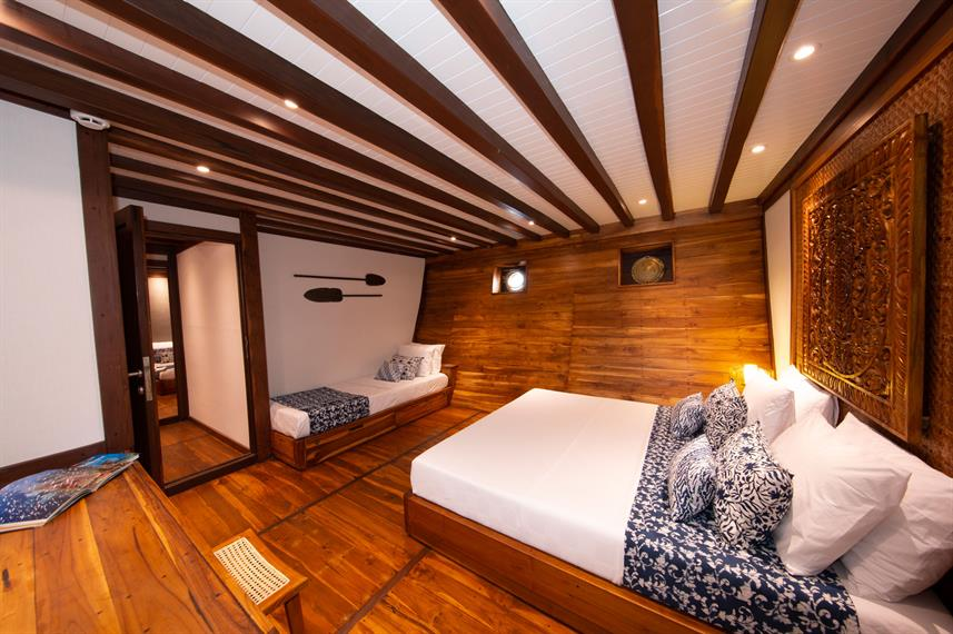 Lower Deck Cabin - Coralia
