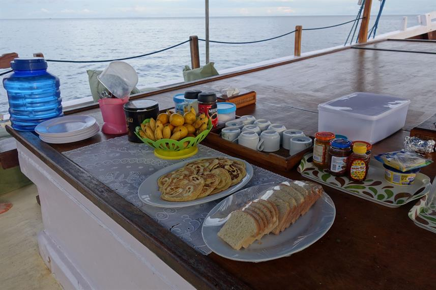 Food on board - Mega Buana