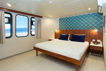 Main Deck Double Cabins