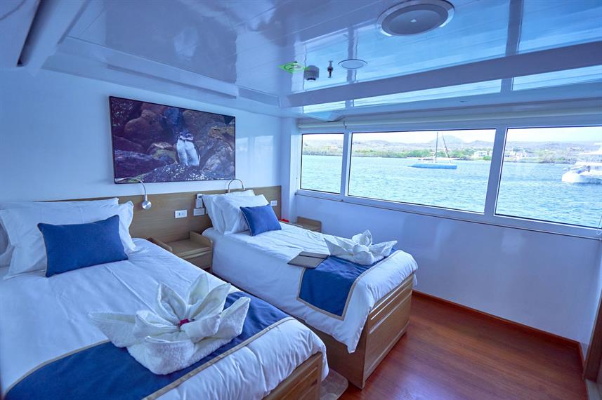 Main Deck Cabin - Calipso
