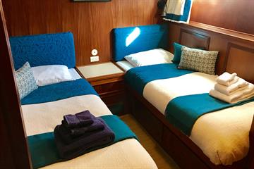 Guest Staterooms