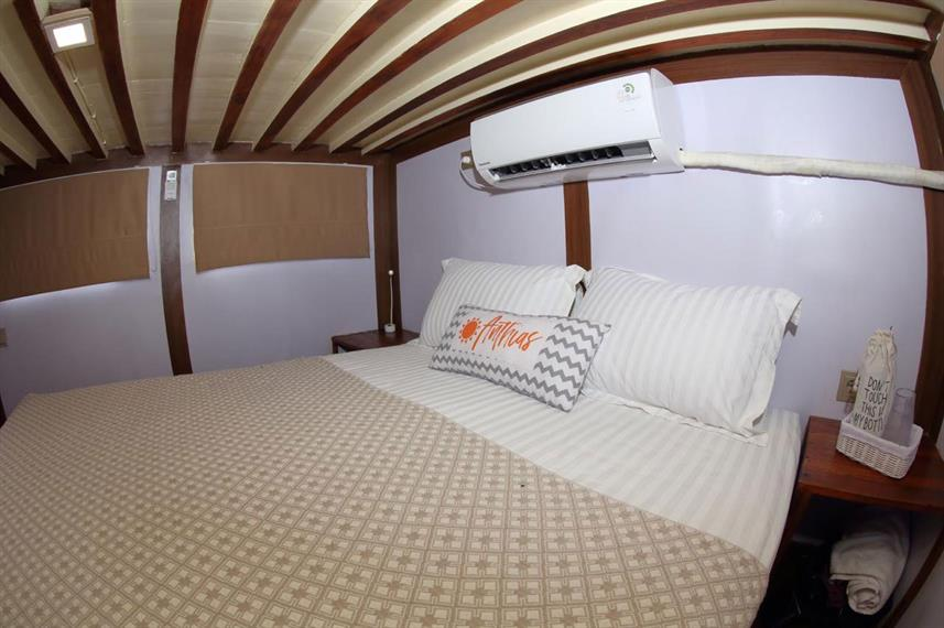 Lower Deck Cabin - Anthias
