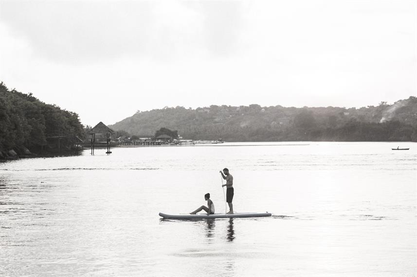Stand Up Paddleboarding - Splendour